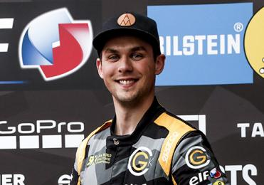 MARKLUND Anton (SWE), GC Kompetition (FRA), Renault Megane RS, portrait during the Spa World RX of Benelux, Belgium on May 11 to 12, 2019
