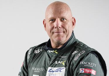 DALLA LANA PAUL (CAN), ASTON MARTIN VANTAGE AMR ASTON MARTIN RACING PORTRAIT during the 2019 FIA WEC World Endurance Championship 4 Hours of Silverstone, England, from august 30 to september 1