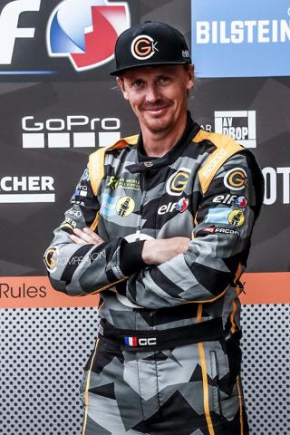 CHICHERIT Guerlain (FRA), GC Kompetition (FRA), Renault Megane RS, portrait, during the Spa World RX of Benelux, Belgium on May 11 to 12, 2019