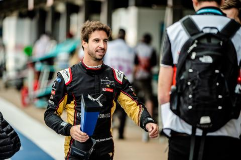 13 DE COSTA Antonio Felix (DAC), DS e-tense FE20 team DS TECHEETAH, portrait during the 2020 Formula E championship in Marrakesh, Morocco, from February 28-29 - Photo Jan Starek/MCH Photography