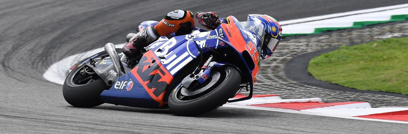 Hafizh Syahrin (MAL) RedBull KTM Tech3 KTM MotoGP