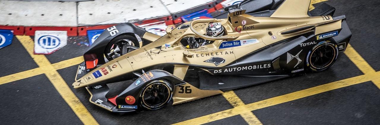 DS TECHEETAH Formula E - Hong-Kong - March2019