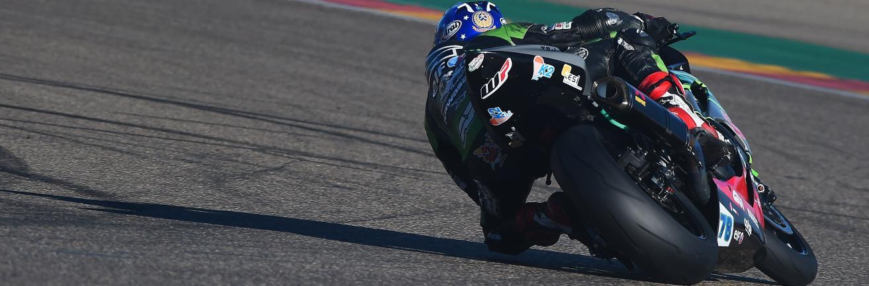 Hikari Okubo JPN Kawasaki ZX-6R Kawasaki Puccetti Racing Supersport  WSBK Aragon 2019 (Circuit Aragon) 5-7.04.2019