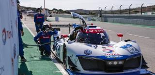 H24 Racing, LOMBARD Olivier (fra), NATO Norman (fra), action, during the 2019 ELMS European Le Mans Series, 4 Hours of Portugal from October 25 to 27 at Portimao
