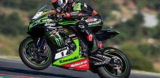 Jonathan Rea GBR Kawasaki Racing Team WorldSBK Kawasaki ZX-10RR Superbike   WSBK Portugal 2020 (Circuit Portimao) 07-09.8.2020