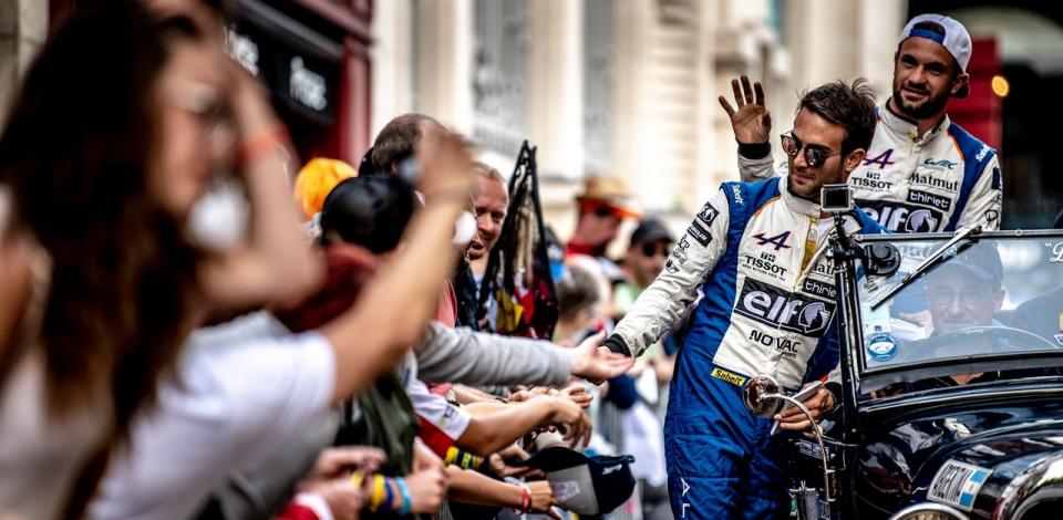 24H du Mans - Parade - France - 2019