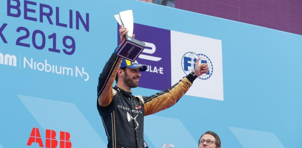 DS TECHEETAH Formula E - Berlin - mai 2019
