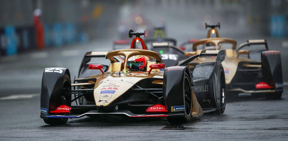 DS TECHEETAH Formula E - Paris - avril 2019