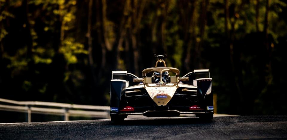 DS TECHEETAH Formula E - Rome - avril 2019
