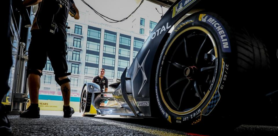 DS TECHEETAH Formula E - USA - Juillet 2019