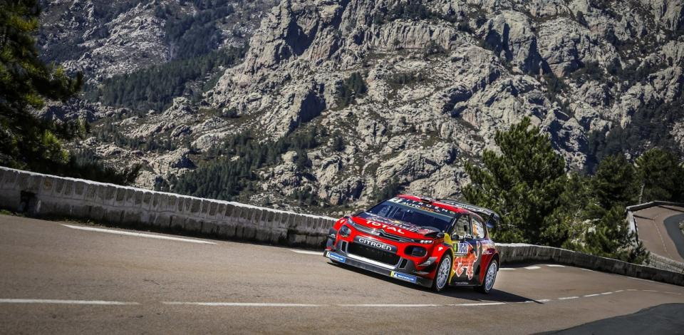 Rallye de Corse - 2019