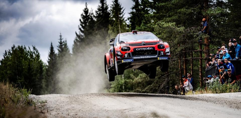 Rallye de Finlande - 2019