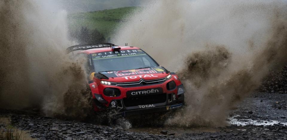 Rallye de Grande Bretagne - 2019