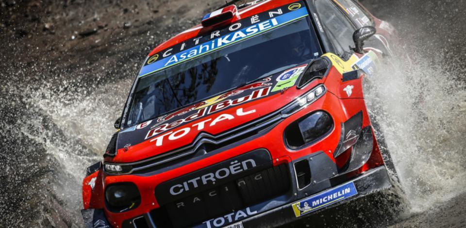 Rallye du Mexique - 2019