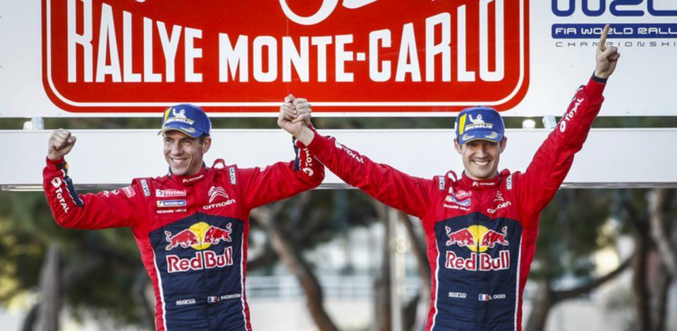Rallye de Monte-Carlo - 2019