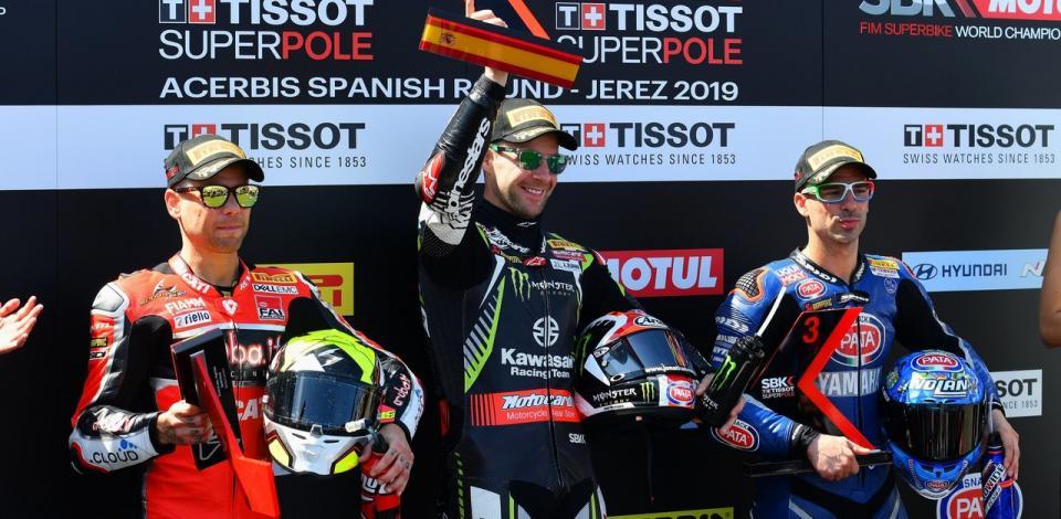 WSBK - Espagne, Jerez - Juin 2019