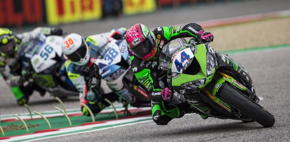WSSP 2019 - Italie, Imola - Mai