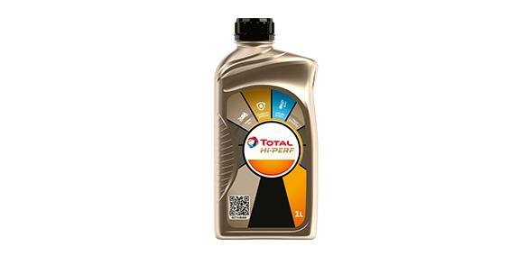 TOTAL HI-PERF motos lubricants