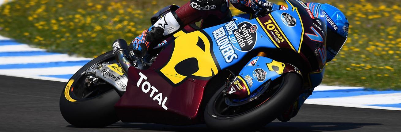 Alex Marquez (SPA) EG 0,0 Marc VDS Kalex Moto2 GP Spain 2019 (Circuit Jerez) 3-5.05.2019 PSP / Mateusz Jagielski