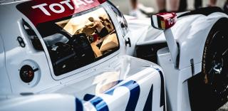 Total mission H24 ambience during 24h Le Mans in Le Mans, France, from June 12 - 16