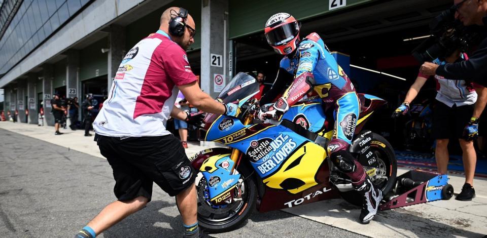 MotoGP/Moto2 - Rep. Tchèque, Brno - Août 2019