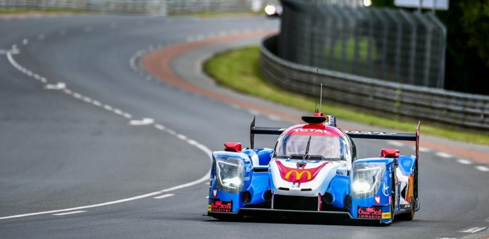 Journée Test 24H du Mans - France - 2019