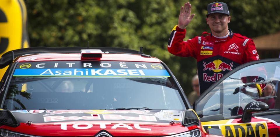 Rallye d'Allemagne - 2019