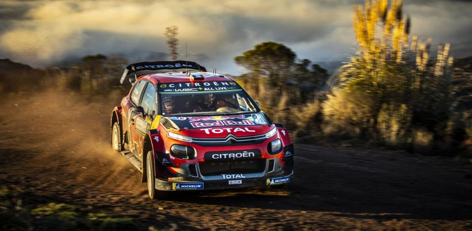 Rallye d'Argentine - 2019