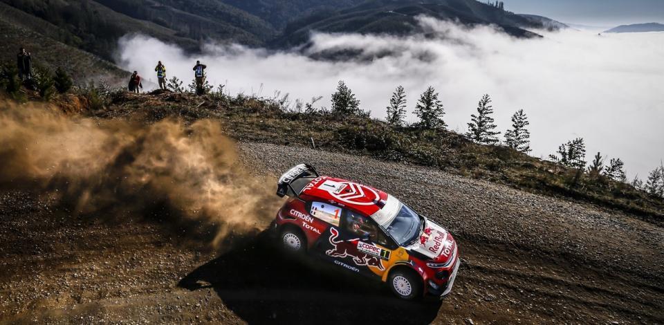 Rallye du Chili - 2019