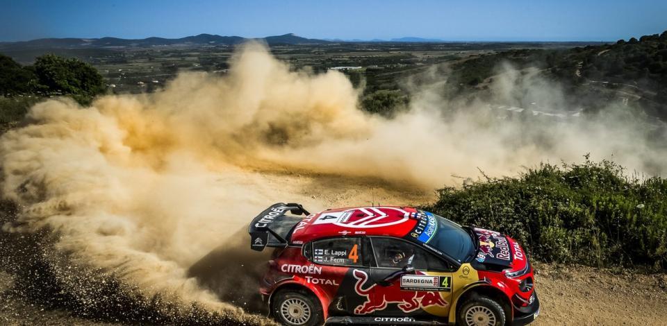 Rally d'Italie - 2019