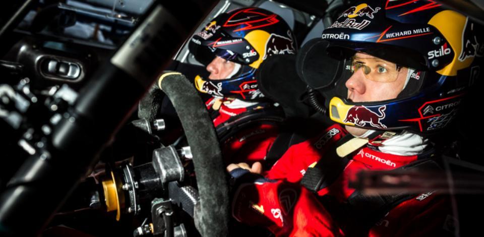 Rallye de Suède - 2019